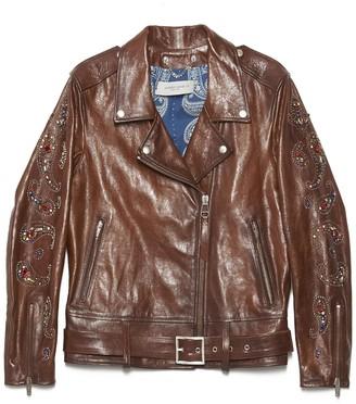Golden Goose Biker Jacket