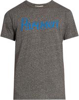 MAISON KITSUNÉ Parisien crew-neck T-shirt