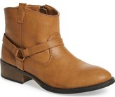 Kenneth Cole New York 'Downtown West' Riding Bootie (Little Kid & Big Kid)