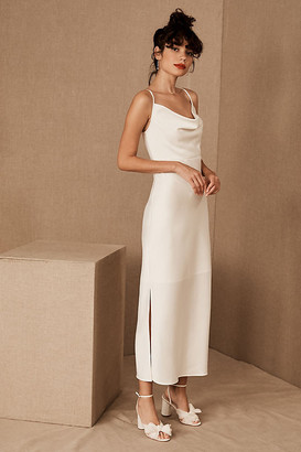 BHLDN Kari Dress By in White Size 14