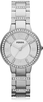 Fossil Virginia Stainless Steel Women's Watch