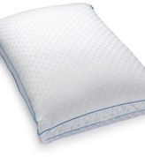 SensorGEL® Dual Comfort King Pillow, Gel-Infused Memory Foam & Fiber Fill iCOOL Technology System®, 300 Thread Count 100% Cotton Cover