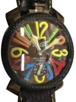 GaGa MILANO Manuale 1E20-3100 Carbon Manual Winding 48mm Mens Watch