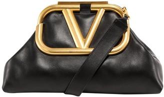 Valentino Oversize Supervee Clutch