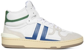 Lanvin Clay High-Top Sneakers