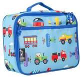 Olive Kids Wildkin Trains Planes & Trucks Lunch Box