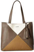 Nine West Color Fit Medium Tote