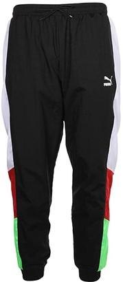 Puma Tailored For Sport OG Track Pants Black White) Men's Casual Pants