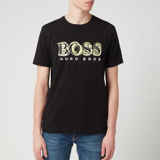 HUGO BOSS Men's Tee 4 T-Shirt