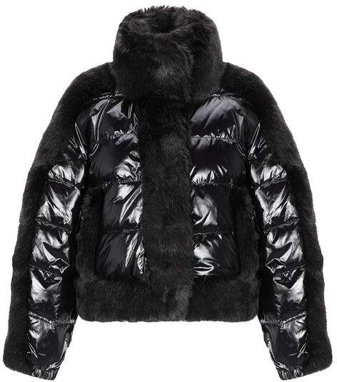 Down Jacket by Opening Ceremony