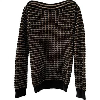 Les Petites Black Wool Knitwear for Women