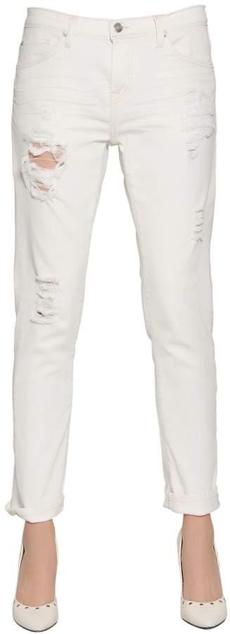 IRO Boyfriend Stretch Cotton Denim Jeans