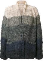 Mes Demoiselles striped knit cardigan