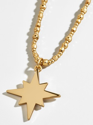 BaubleBar Burst Pendant Necklace