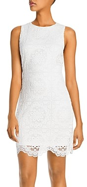 BB Dakota Ace of Lace Sleeveless Dress