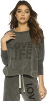 Peace Love World Love Life Colleen Pullover