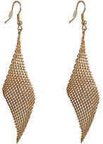 Jules Smith Designs Mesh Wave Earrings