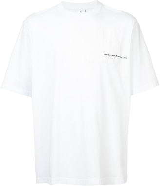 Marcelo Burlon County of Milan Ali ring print T-shirt
