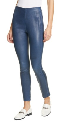 Rag & Bone Simone Lambskin Leather Pants