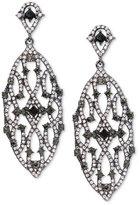 Lauren Ralph Lauren Pavé Chandelier Earrings