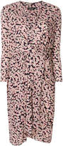 Isabel Marant Mayra floral print dress