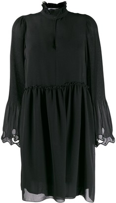 See by Chloe Bell Sleeve Dress
