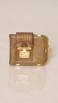 Juicy Couture Bacardi Lock Frame Wallet