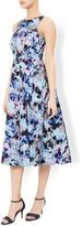 Monsoon Alexa Floral Midi Dress