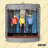 Hallmark STAR TREK - TRANSPORTER CHAMBER 2006 Ornament QXI6296