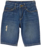 Crazy 8 Distressed Jean Shorts
