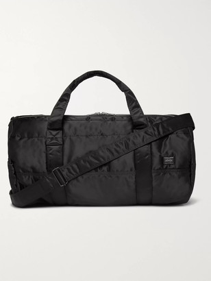 Porter Yoshida & Co Tanker 2way Boston Nylon Duffle Bag