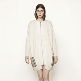 Maje Knitted cardigan with studs