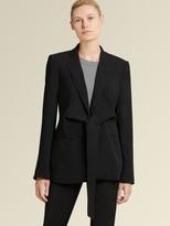 DKNY Knot-front Jacket