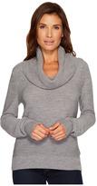 Pendleton Textured Drape Neck Pullover Women's Sweater