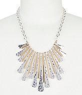 Natasha Accessories Sticks & Stone Necklace