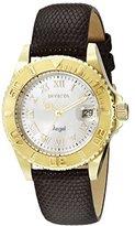 Invicta Women's 18408 Angel Analog Display Swiss Quartz Brown Watch