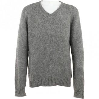 Maison Margiela Grey Synthetic Knitwear & Sweatshirts