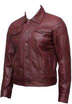Brandslock Mens Leather Stylish Biker jacket Coat Design Jacket