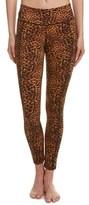 Betsey Johnson Betsy Johnson Performance Leopard Print Legging.