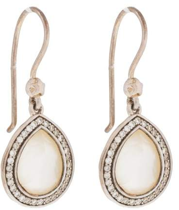 Ippolita Sterling Silver Rock Candy 0.25ct Diamond Earrings