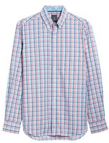 Tailorbyrd Men's Dixie Check Sport Shirt