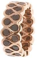 Bronzallure Women Bronze Zircon Rings