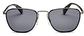 Rag & Bone Men's Square Sunglasses, 54mm