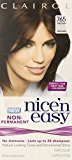 Clairol Nice 'N Easy Non-Permanent Hair Color 765 Medium Brown 1 Kit
