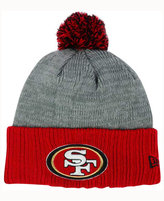 New Era San Francisco 49ers Heather Stated Knit Hat