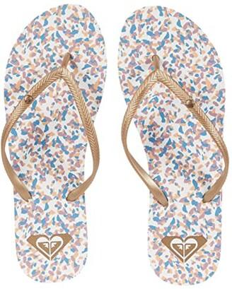 Roxy Bermuda Print (White/Print) Women's Sandals