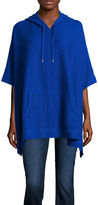 Liz Claiborne Weekend Hooded Poncho - Tall
