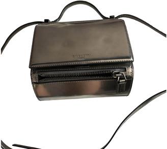 Givenchy Pandora Box Metallic Leather Handbags