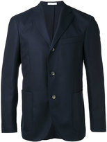 Boglioli patch pockets blazer - men - Acetate/Cupro/Wool - 52