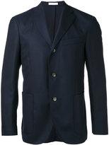 Boglioli patch pockets blazer - men - Wool/Acetate/Cupro - 54